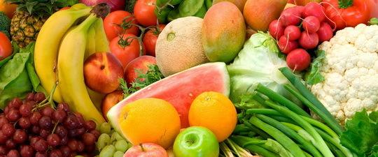 Польза овощей в питании, роль овощей в пищеварении человека