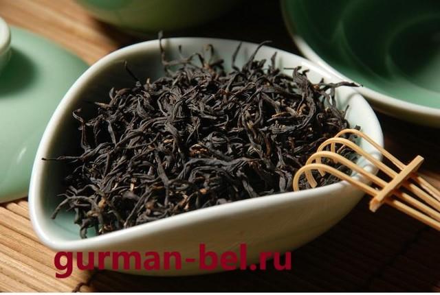 Китайский красный чай: польза, свойства и сорта