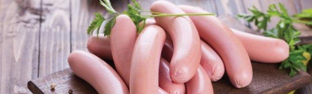 Сосиски: фото, описание, состав, калорийность, полезные свойства и вред