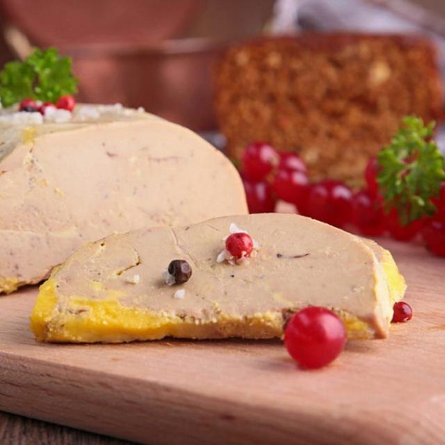 Гусиная печень фуагра полезные свойства и химический состав