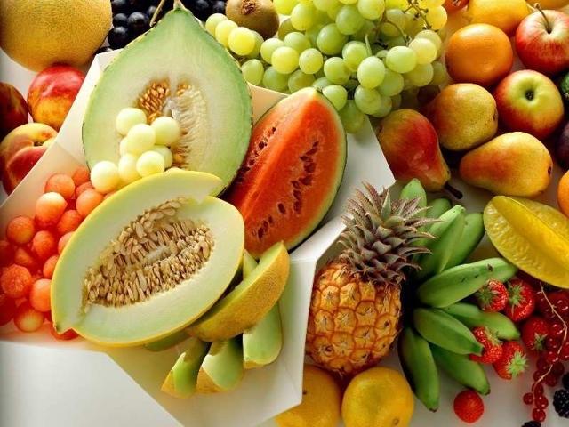 Калий в продуктах питания, продукты богатые калием