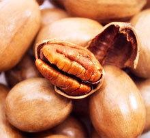 Пекан: фото и описание ореха, состав, калорийность