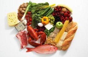 Фосфор в продуктах питания, продукты богатые фосфором