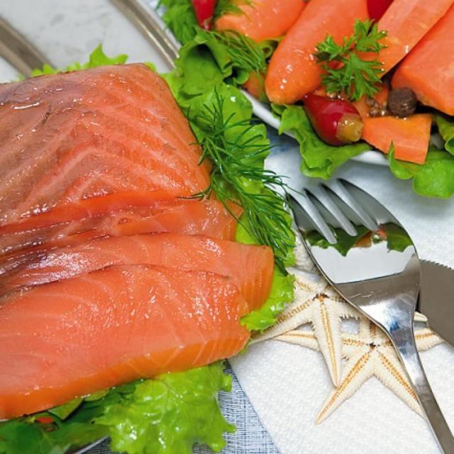 Кета: калорийность и полезные свойства