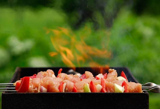 Шашлык вред и польза маринада и мяса