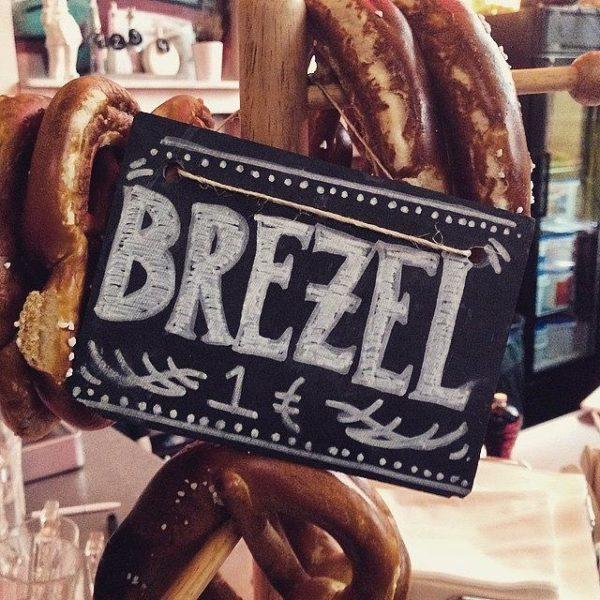 Немецкие брецели: рецепт и виды