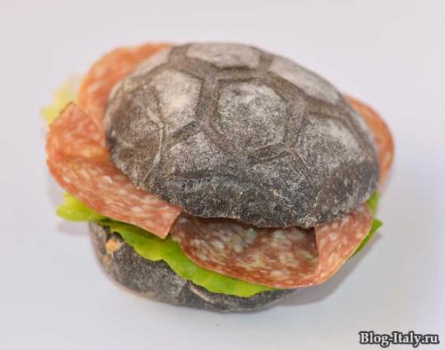 Чиабатта - итальянский хлеб, состав, виды