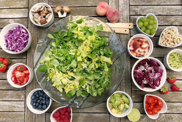 Пищевые волокна и пектины в организме человека