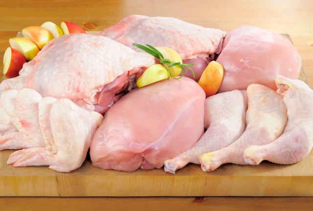 Какие виды мяса употребляют в пищу