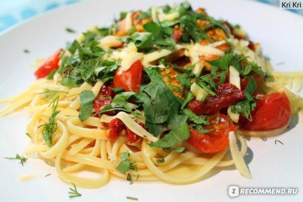 Спагетти: фото, состав и калорийность