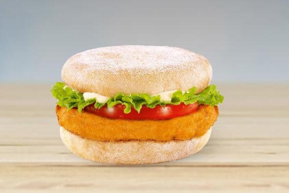 Состав и калорийность гамбургера домашнего и из Макдональдса, чем вреден