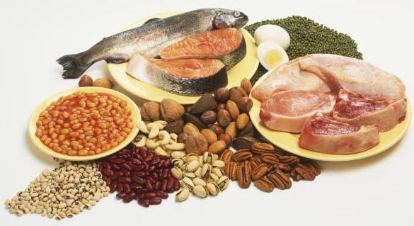 Витамин РР (никотиновая кислота) в продуктах питания